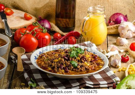 Original Chilli Con Carne
