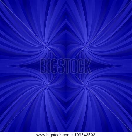 Blue seamless twirl background