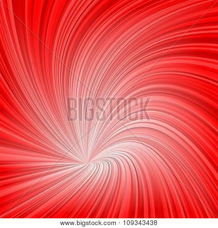 Red abstract speed concept design