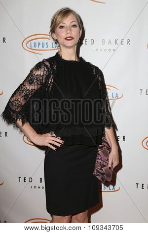 LOS ANGELES - NOVEMBER 20, 2015:  Meredith Monroe at the 13th Annual Lupus LA Hollywood Bag Ladies Luncheon at the Beverly Hilton Hotel on November 20, 2015 in Beverly Hills, CA.