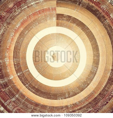 Old texture - ancient background with space for text. With different color patterns: yellow (beige); brown; gray
