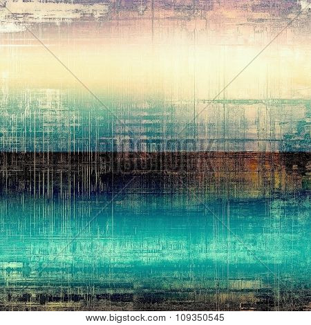 Grunge retro texture, elegant old-style background. With different color patterns: yellow (beige); brown; blue; purple (violet)