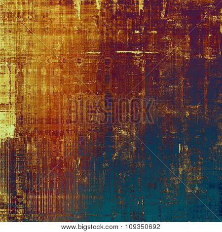 Old antique texture - perfect background with space for your text or image. With different color patterns: yellow (beige); brown; blue; purple (violet)