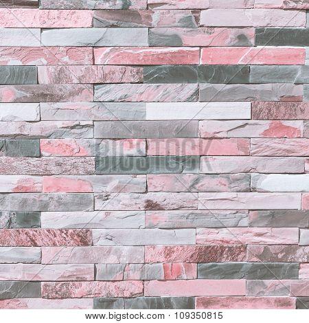 Modern Marble Stone Wall