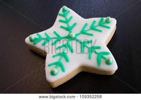 Christmas Cookie Star