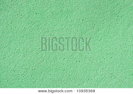Green Foam Background