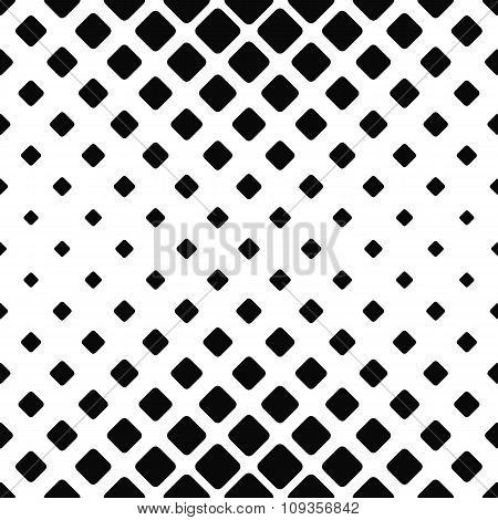 Monochromatic seamless square pattern