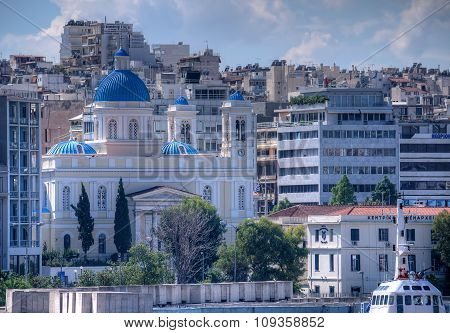 Athens city, Greece