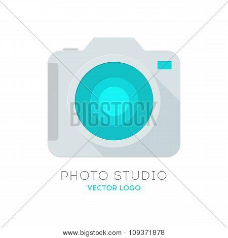 Photo Studio Vector Logo