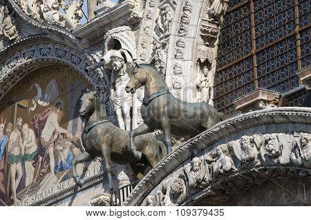 St. Mark's Basilica Horses