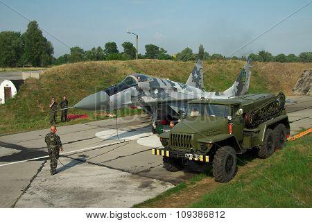 Ukrainian Af Mig-29