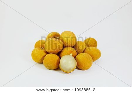 Longan Thai fruit