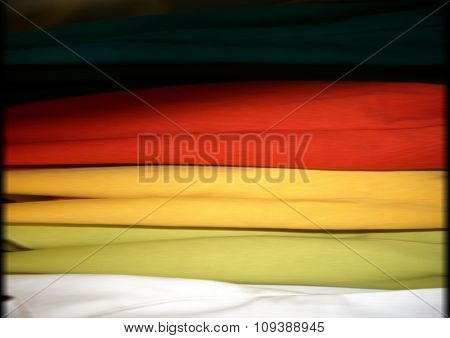Cotton Textile Background