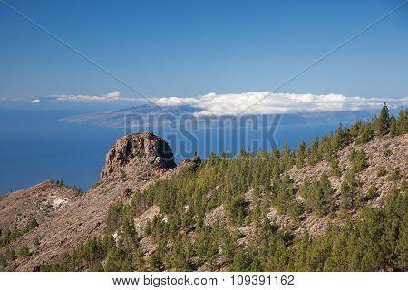 Tenerife Island Coast Landscapes