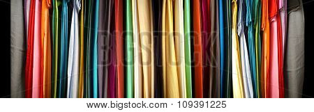 Fashoin Textile Background
