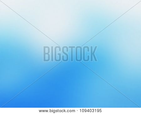 Background from  blue colour