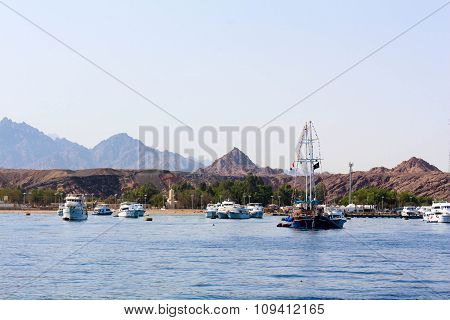 Sharm El Sheikh Harbour