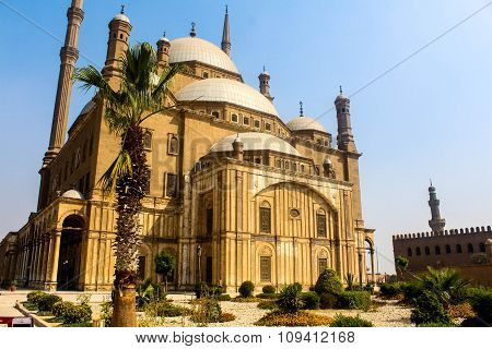 The Great Mosque of Mohammed Ali