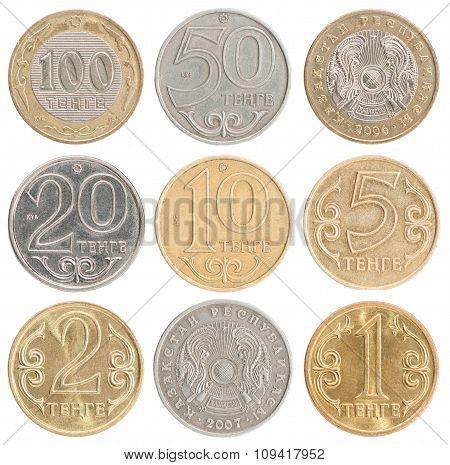 Set Kazakhstan Coins