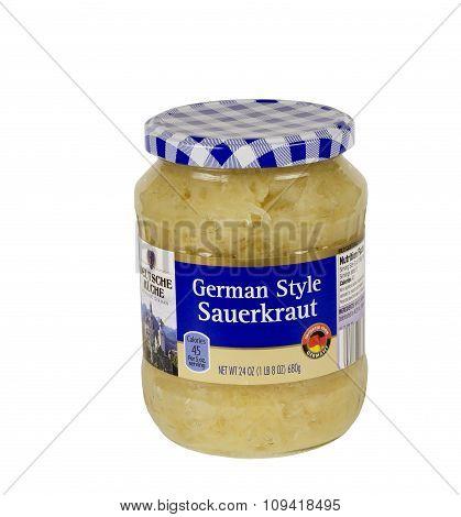 German Style Sauerkraut