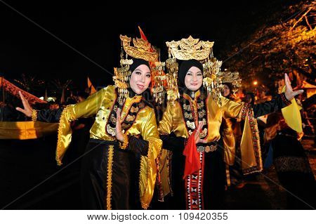The Sarimpak ladies of Kota Belud