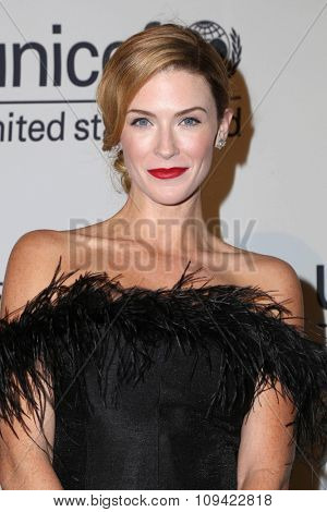 LOS ANGELES - OCT 30:  Bridget Regan at the 2nd Annual UNICEF Masquerade Ball at the Hollywood Forever on October 30, 2014 in Los Angeles, CA