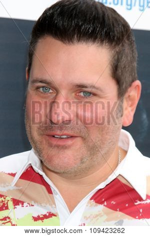 LOS ANGELES - NOV 10:  Jay DeMarcus at the Third Annual Celebrity Golf Classic to Benefit Melanoma Research Foundation at the Lakeside Golf Club on November 10, 2014 in Burbank, CA