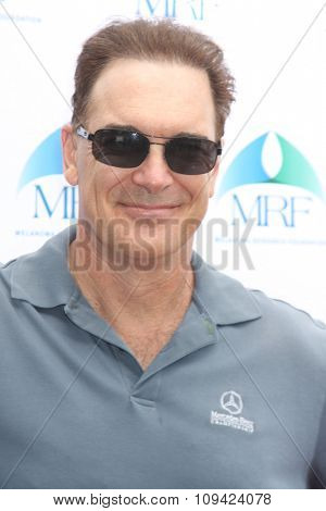 LOS ANGELES - NOV 10:  Patrick Warburton at the Third Annual Celebrity Golf Classic to Benefit Melanoma Research Foundation at the Lakeside Golf Club on November 10, 2014 in Burbank, CA