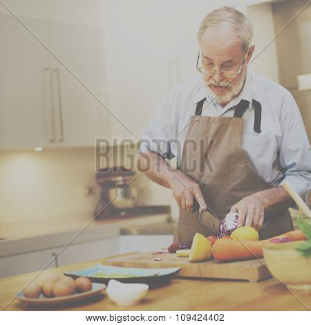 Cooking Preparation Kitchen Nutrition Culinary Food Concept