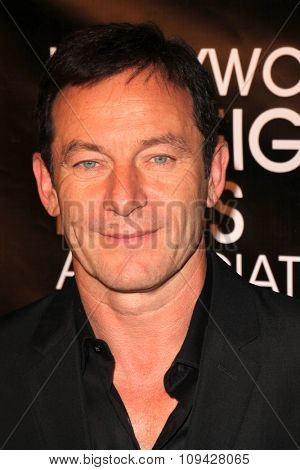 LOS ANGELES - AUG 13:  Jason Isaacs at the HFPA Hosts Annual Grants Banquet - Arrivals at the Beverly Wilshire Hotel on August 13, 2015 in Beverly Hills, CA