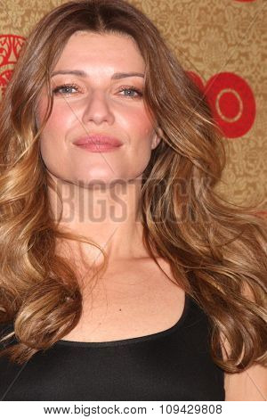 LOS ANGELES - JAN 12:  Ivana Milicevic at the HBO 2014 Golden Globe Party at the Beverly Hilton Hotel on January 12, 2014 in Beverly Hills, CA