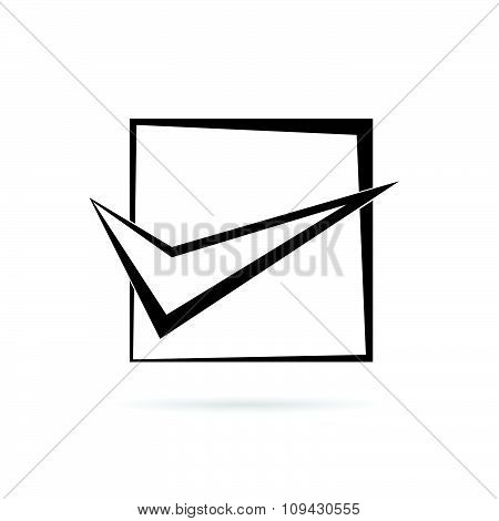 Test Ticking Symbol Vector