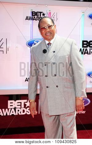 LOS ANGELES - JUN 29:  Bobby Jones at the 2014 BET Awards - Arrivals at the Nokia Theater at LA Live on June 29, 2014 in Los Angeles, CA