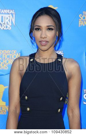 LOS ANGELES - JUN 25:  Candice Patton at the 41st Annual Saturn Awards Arrivals at the The Castaways on June 25, 2015 in Burbank, CA
