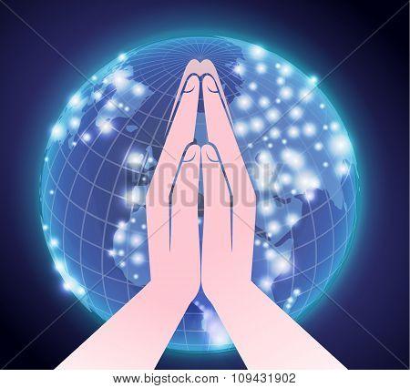 Prayer Across The World