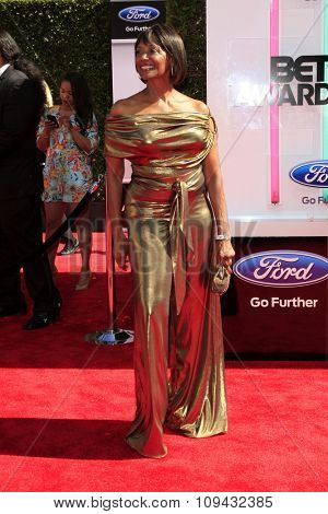 LOS ANGELES - JUN 29:  Margaret Avery at the 2014 BET Awards - Arrivals at the Nokia Theater at LA Live on June 29, 2014 in Los Angeles, CA