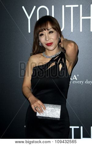 LOS ANGELES - NOV 17:  Sumi Jo at the
