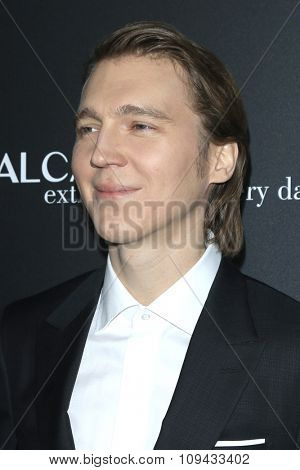 LOS ANGELES - NOV 17:  Paul Dano at the