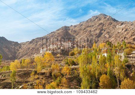 Alchi Monastery in Leh, Northern India