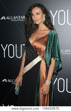 LOS ANGELES - NOV 17:  Madalina Diana Ghenea at the