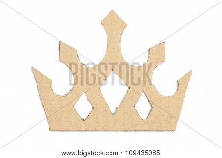 Cardboard Crown