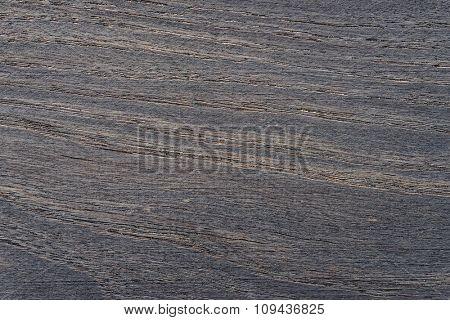 Black oak wood texture
