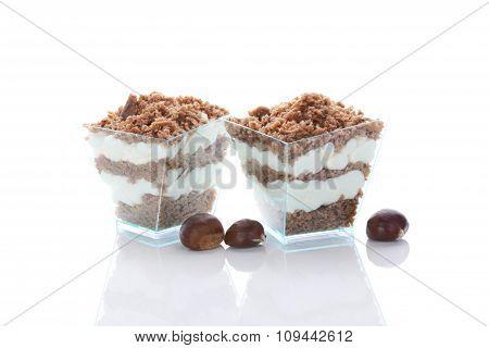 Chestnut Dessert.