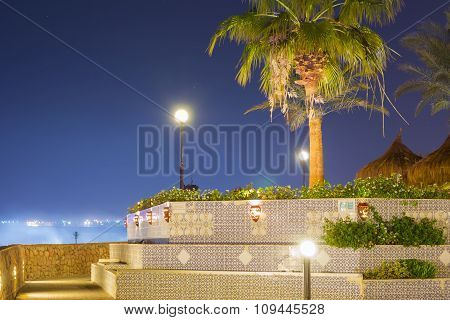February Night In Sharm El Sheikh