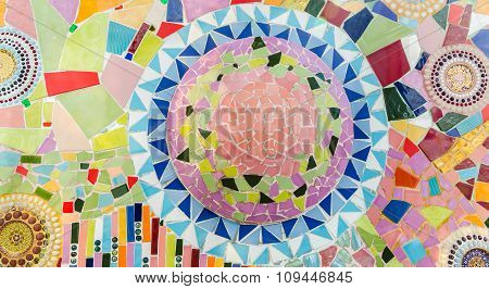Art Mosaic Glass