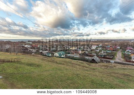 View of Pereslavl and Pleshcheevo