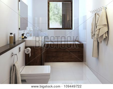 Bathroom Rustic