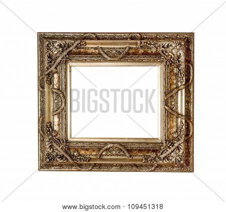 Gold Picture Frame, Retro