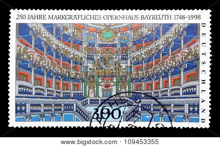 Germany 1998 Opera Bayreuth