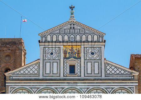 Florence. San Miniato Al Monte.
